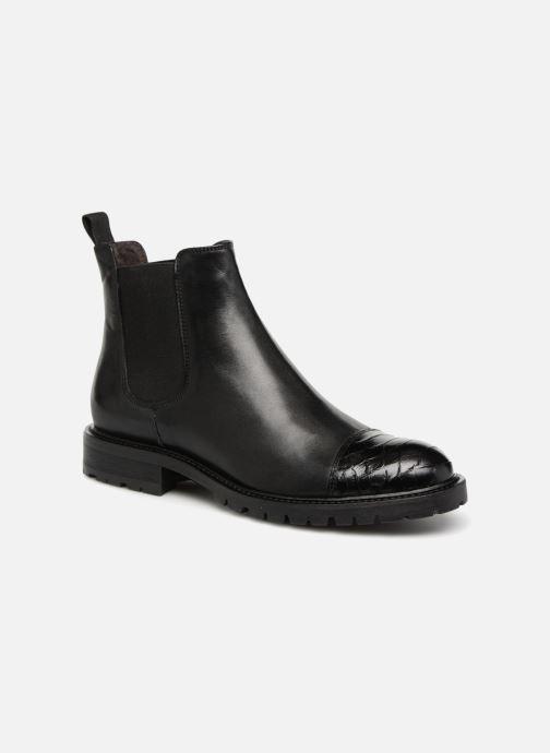 Bottines et boots Billi Bi 7423360 Noir vue détail/paire
