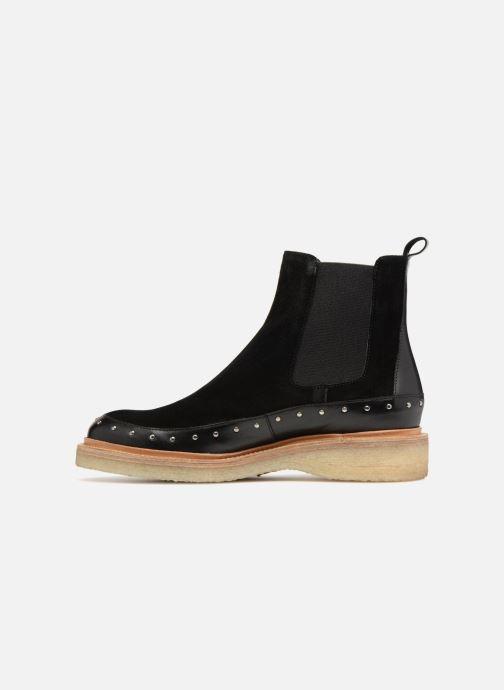 Bottines et boots Billi Bi 7441650 Noir vue face