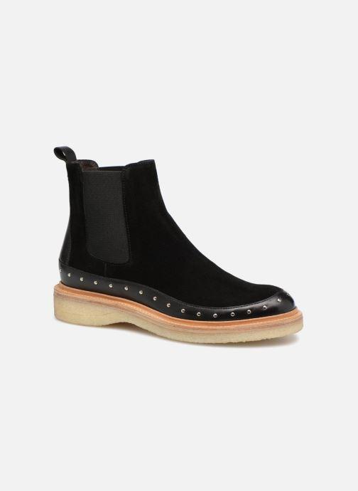 Bottines et boots Billi Bi 7441650 Noir vue détail/paire
