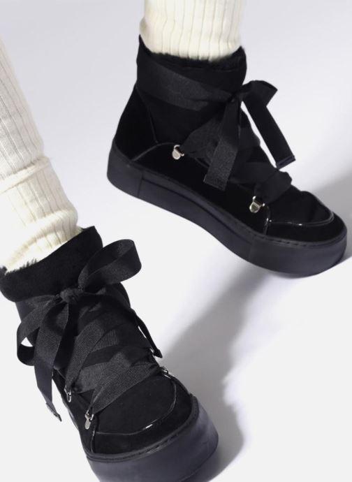 Bottines et boots Billi Bi 7524500 Noir vue bas / vue portée sac