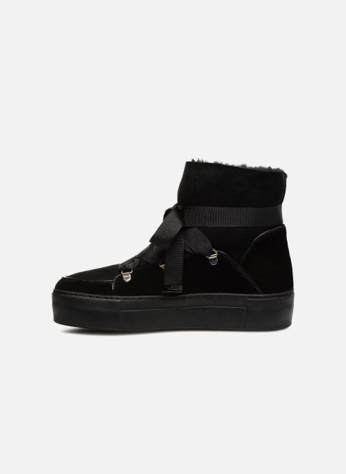 Boots en enkellaarsjes Billi Bi 7524500 Zwart voorkant