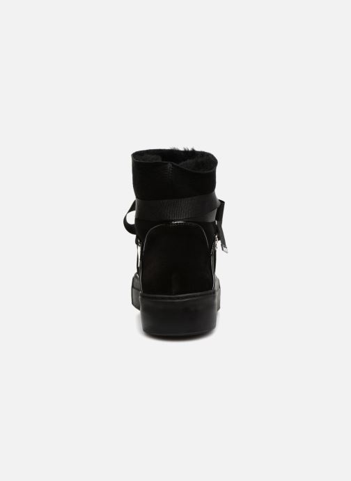 Boots en enkellaarsjes Billi Bi 7524500 Zwart rechts