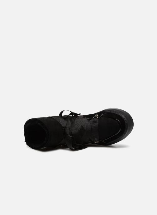 Boots en enkellaarsjes Billi Bi 7524500 Zwart links