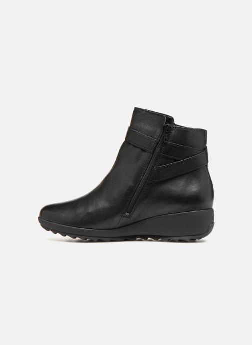 Ankle boots Mephisto Ariane Black front view