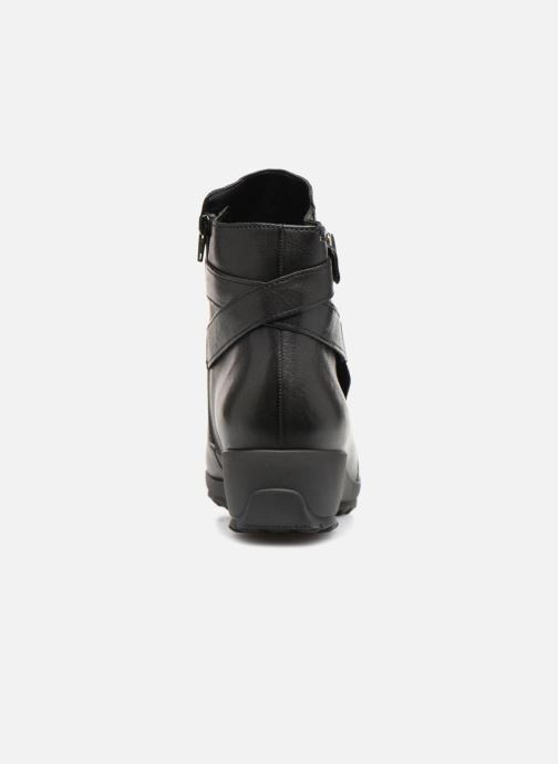 Ankle boots Mephisto Ariane Black view from the right
