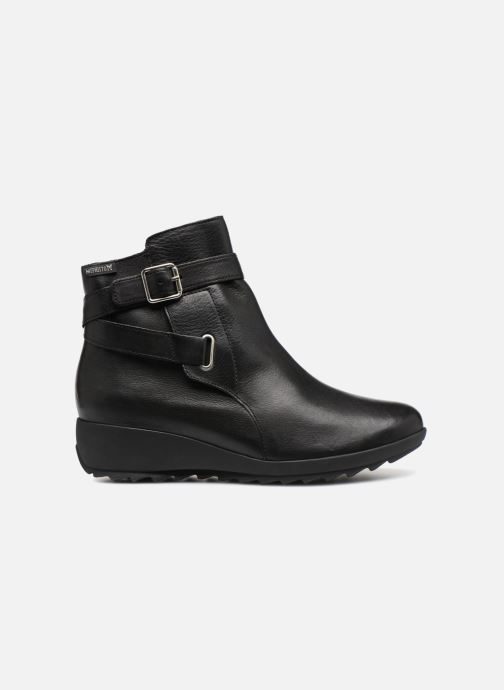 Ankle boots Mephisto Ariane Black back view
