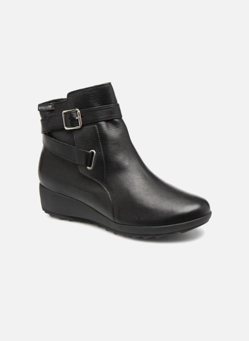Ankle boots Mephisto Ariane Black detailed view/ Pair view