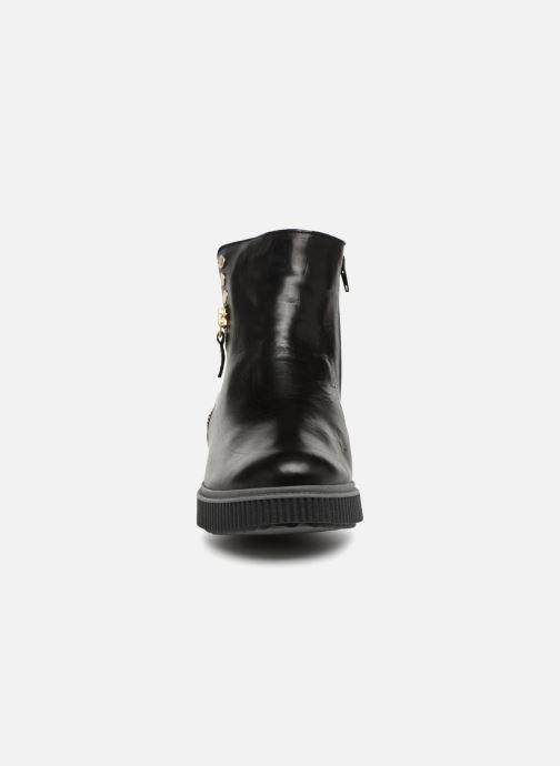 Bottines et boots Mephisto Ewa Noir vue portées chaussures