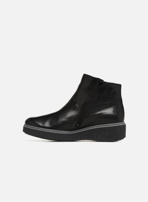 Bottines et boots Mephisto Ewa Noir vue face