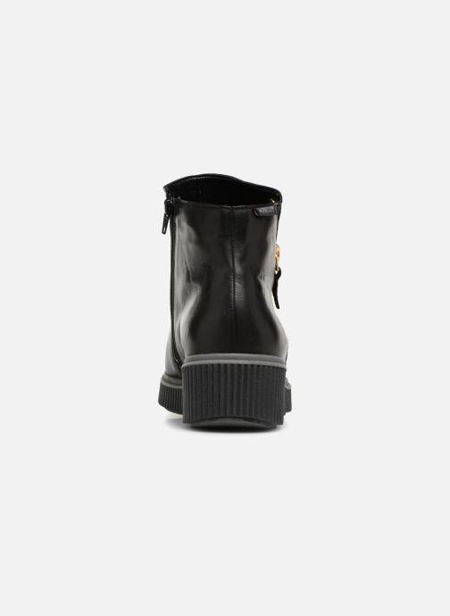 Bottines et boots Mephisto Ewa Noir vue droite