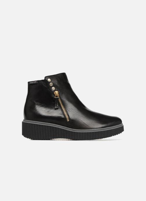 Bottines et boots Mephisto Ewa Noir vue derrière