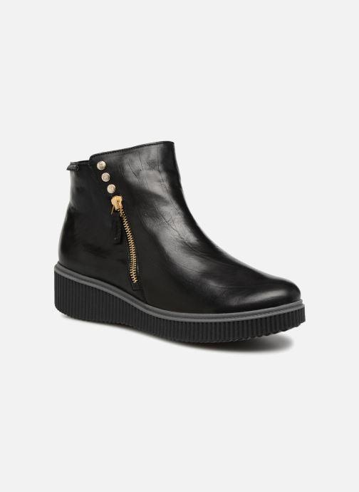 Bottines et boots Mephisto Ewa Noir vue détail/paire