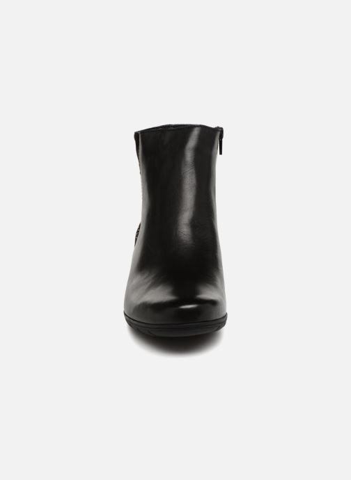 Bottines et boots Mephisto Ilsa Spark Noir vue portées chaussures