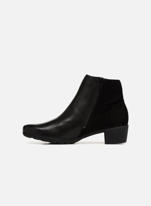 Bottines et boots Mephisto Ilsa Spark Noir vue face