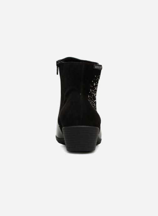 Bottines et boots Mephisto Ilsa Spark Noir vue droite