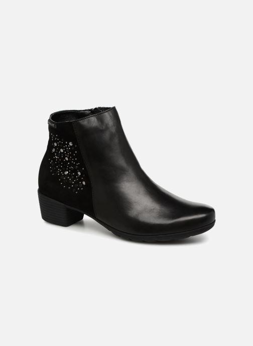 Bottines et boots Mephisto Ilsa Spark Noir vue détail/paire