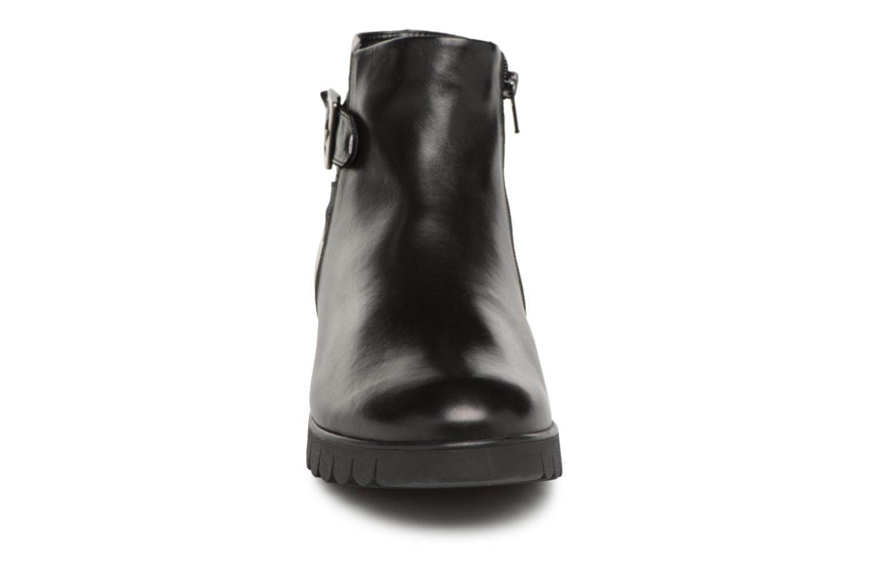 Bottines et boots Mephisto Lili Noir vue portées chaussures