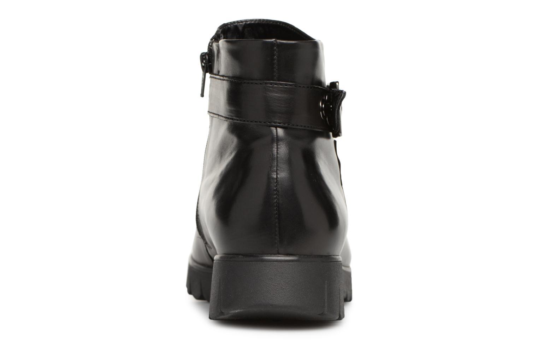 Bottines et boots Mephisto Lili Noir vue droite