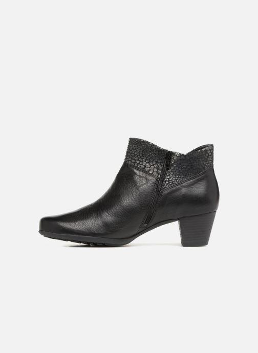 Bottines et boots Mephisto Michaela Noir vue face