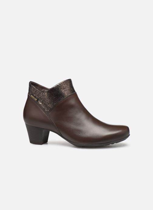 Bottines et boots Mephisto Michaela Marron vue derrière