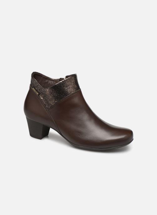 Bottines et boots Mephisto Michaela Marron vue détail/paire