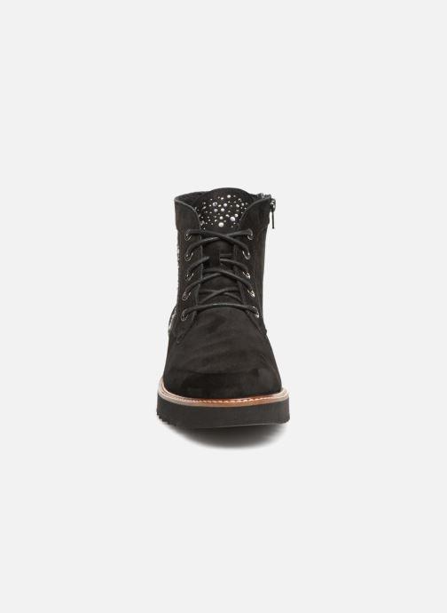 Bottines et boots Mephisto Sibile Spark Noir vue portées chaussures