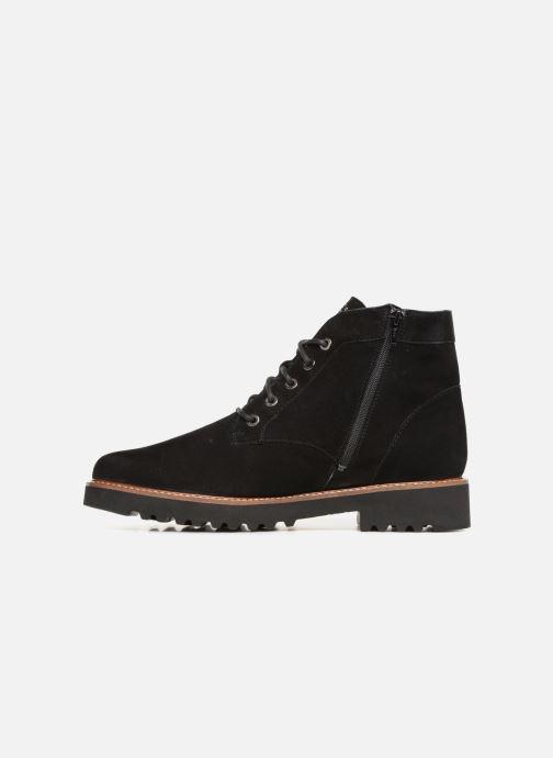 Bottines et boots Mephisto Sibile Spark Noir vue face