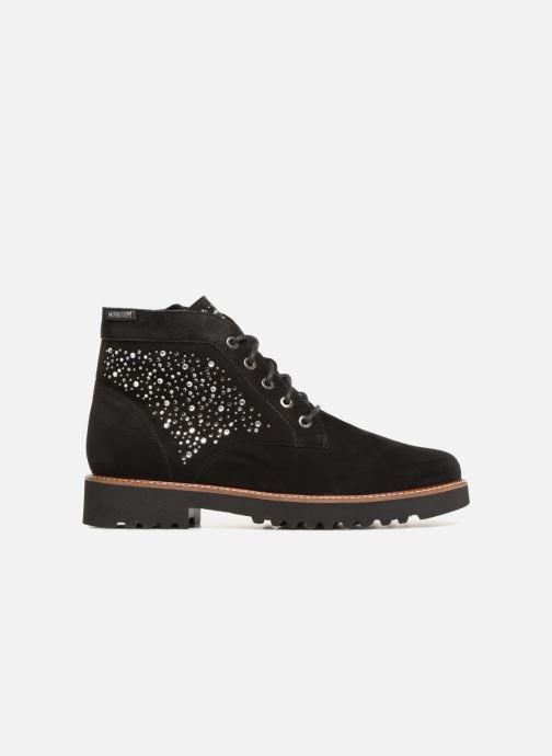 Bottines et boots Mephisto Sibile Spark Noir vue derrière