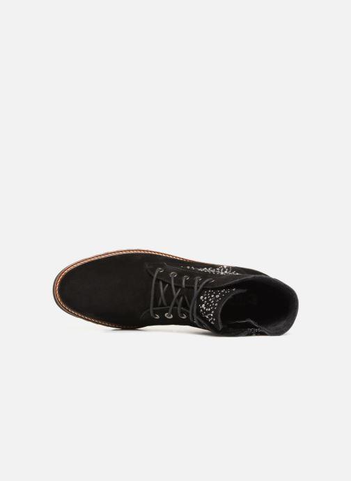 Bottines et boots Mephisto Sibile Spark Noir vue gauche