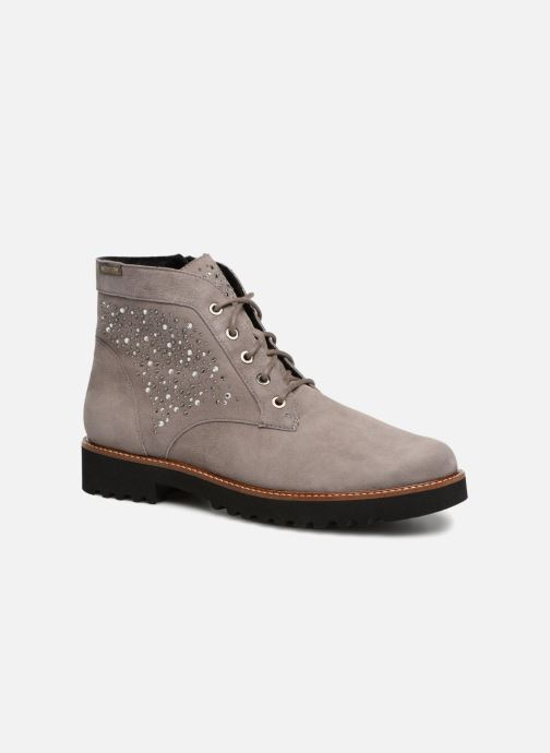 Ankle boots Mephisto Sibile Spark Grey detailed view/ Pair view