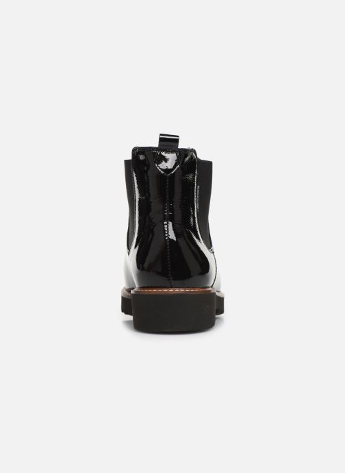 Bottines et boots Mephisto Silvia Noir vue droite