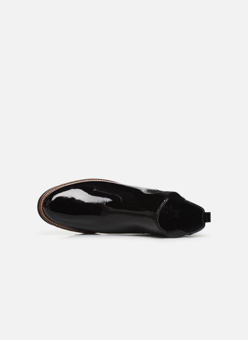 Bottines et boots Mephisto Silvia Noir vue gauche