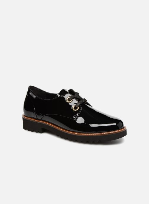 Mephisto Sancha (Noir) - Chaussures à lacets chez Sarenza (333589) 1576a0507353