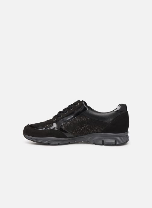 Trainers Mephisto Ylona Black front view