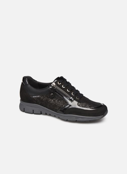Trainers Mephisto Ylona Black detailed view/ Pair view