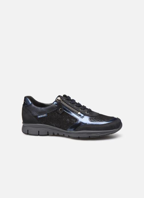 Sneakers Mephisto Ylona Blauw achterkant