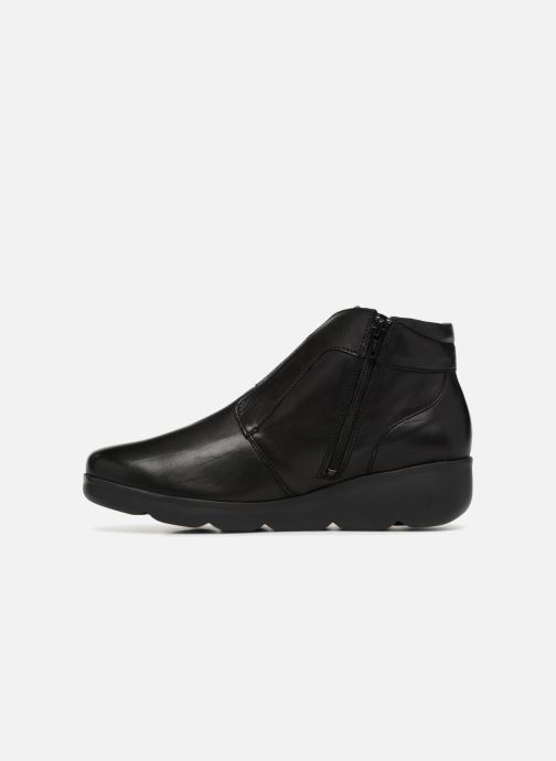 Ankle boots Mephisto Gislene Black front view