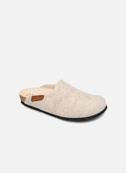 Pantoffels Mephisto Yin Beige detail