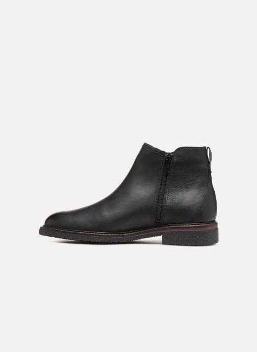 Boots en enkellaarsjes Mephisto Guillem Zwart voorkant