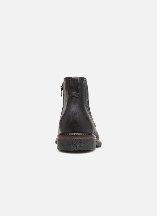 Boots en enkellaarsjes Mephisto Guillem Zwart rechts