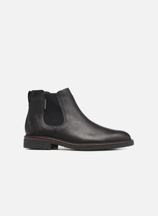 Boots en enkellaarsjes Mephisto Guillem Zwart achterkant
