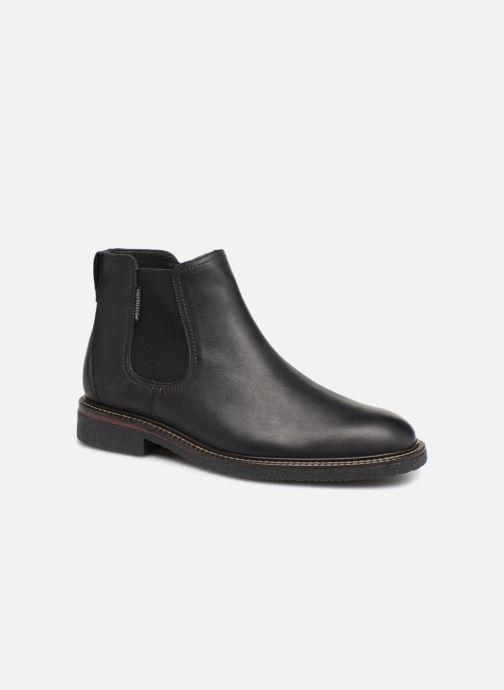 Boots en enkellaarsjes Mephisto Guillem Zwart detail