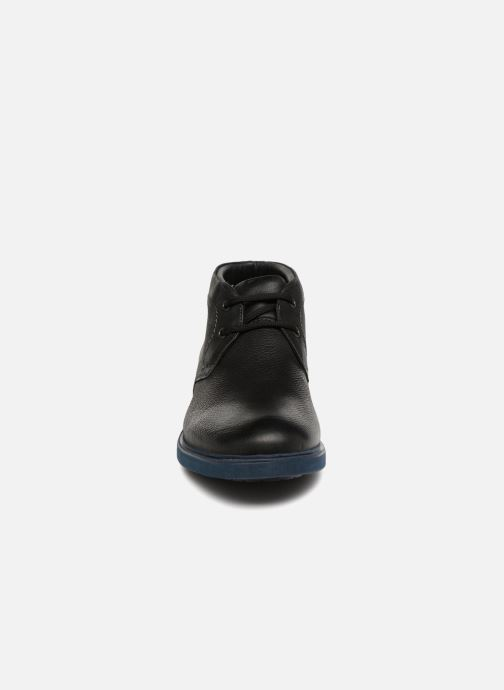 Mephisto noir Et 333615 Chez Bottines Owen Boots 66rqaBw