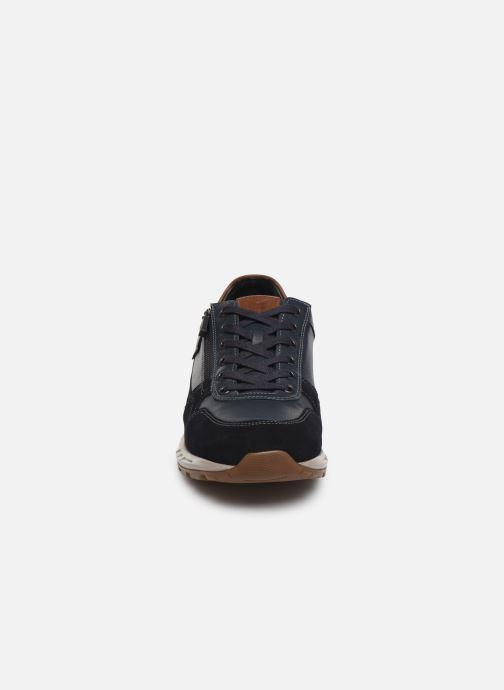 Sneakers Mephisto Bradley Blauw model