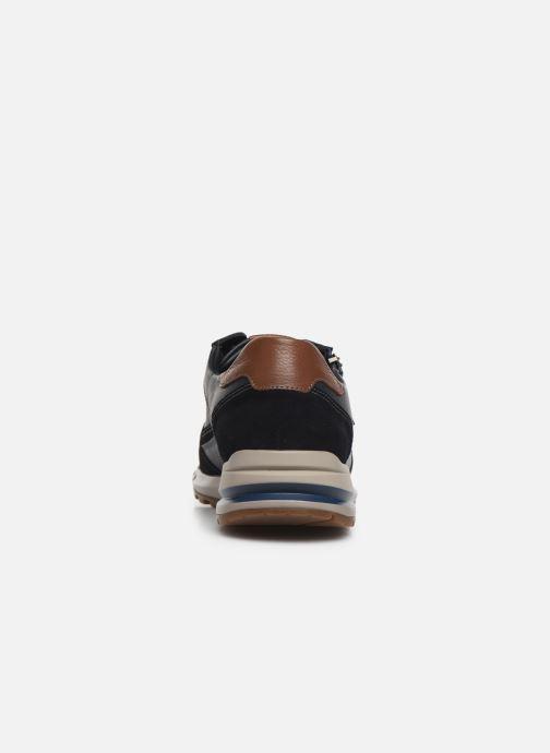 Sneakers Mephisto Bradley Blauw rechts