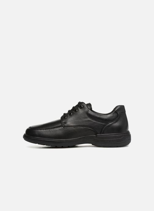 Zapatos con cordones Mephisto Douk Negro vista de frente