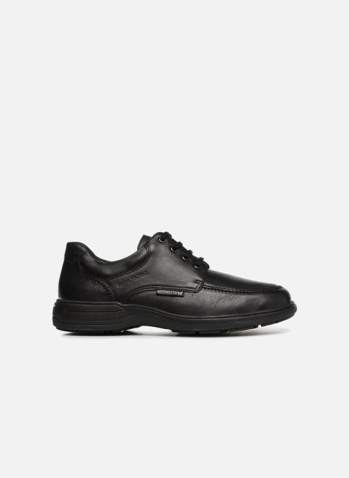 Chaussures à lacets Mephisto Douk Noir vue derrière