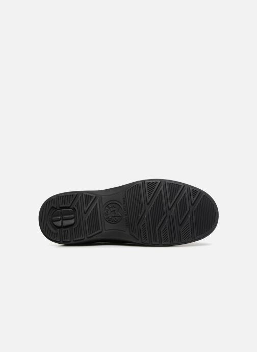 Chaussures à lacets Mephisto Douk Noir vue haut