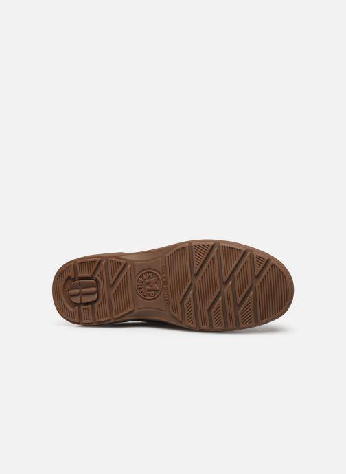 Chaussures à lacets Mephisto Douk Marron vue haut