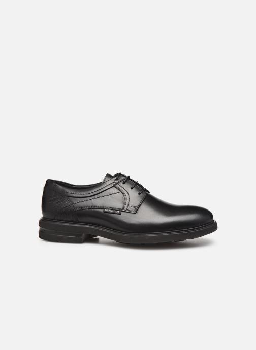 Chaussures à lacets Mephisto Olivio Noir vue derrière
